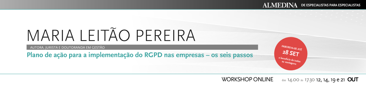 RGPD os seis passos - EBR