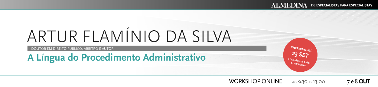 A Língua do Procedimento Administrativo - EBR