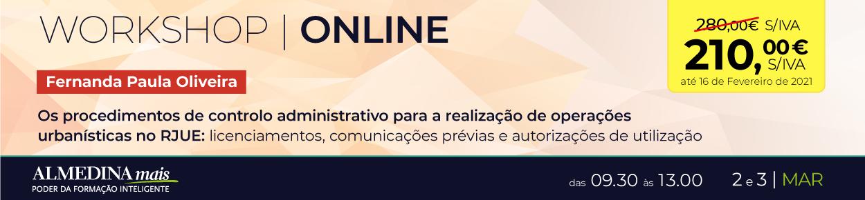 Os procedimentos de controlo administrativo para a realização de operações urbanísticas no RJUE: licenciamentos, comunicações prévias e autorizações de utilização