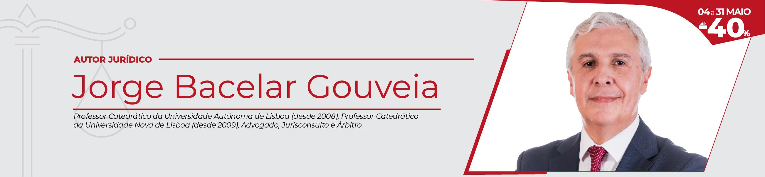 Autor Jurídico em Destaque - Jorge Bacelar Gouveia