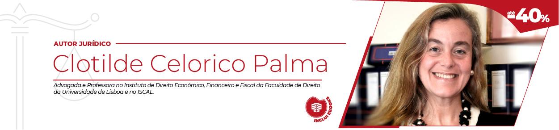 Autor Jurídico em Destaque - Clotilde Celorico Palma