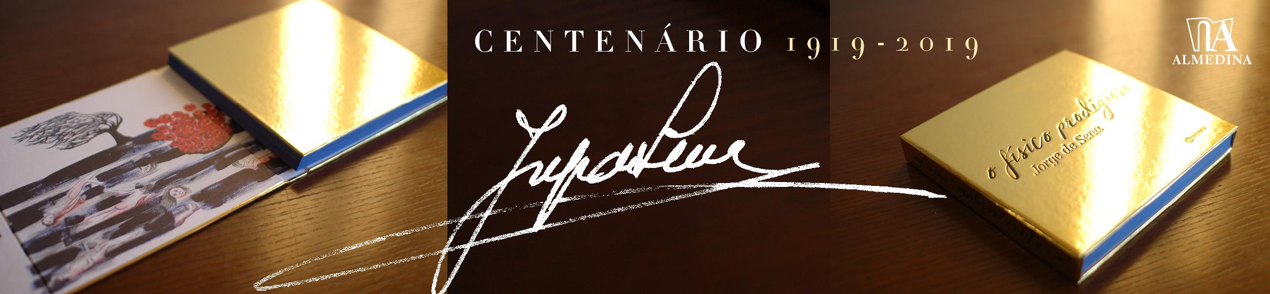 O Centenário de Jorge de Sena