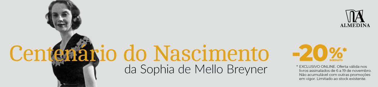 Centenário do Nascimento da Sophia de Mello Breyner