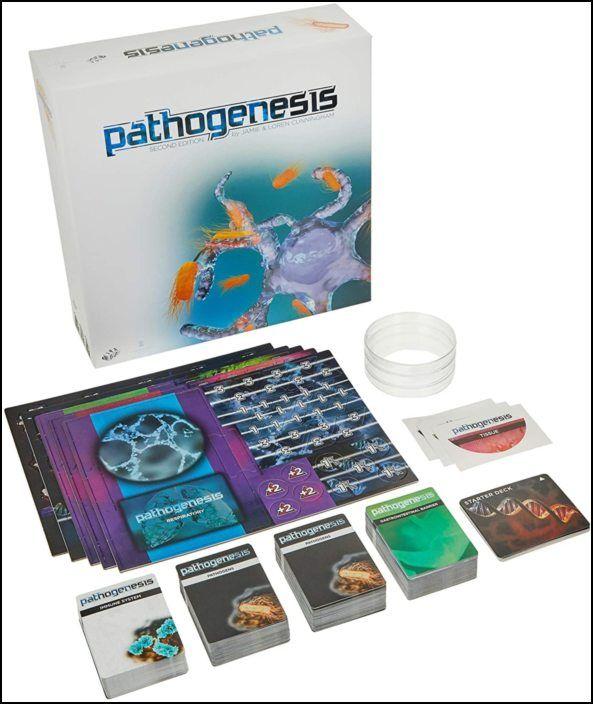 Pathogenesis 2nd Edition EN