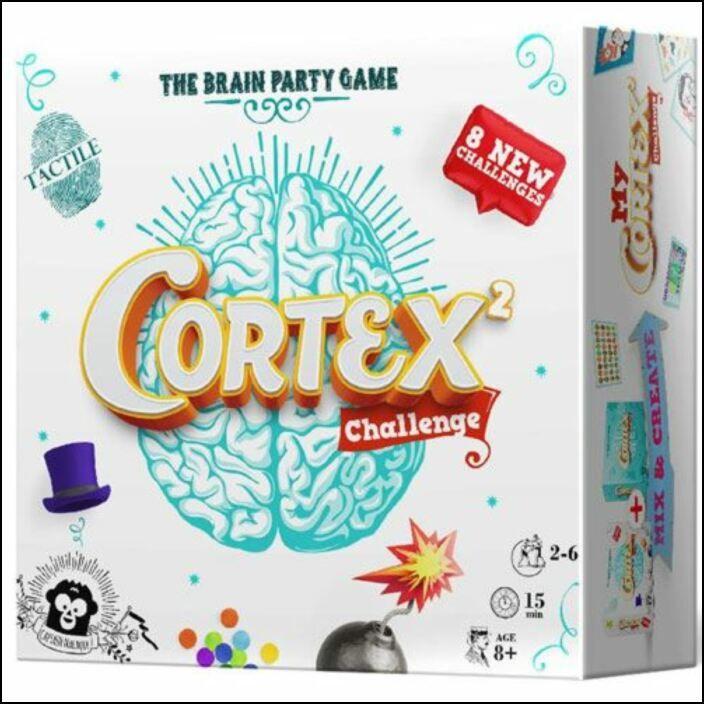 Cortex Challenge 2 - Jogo de Tabuleiro
