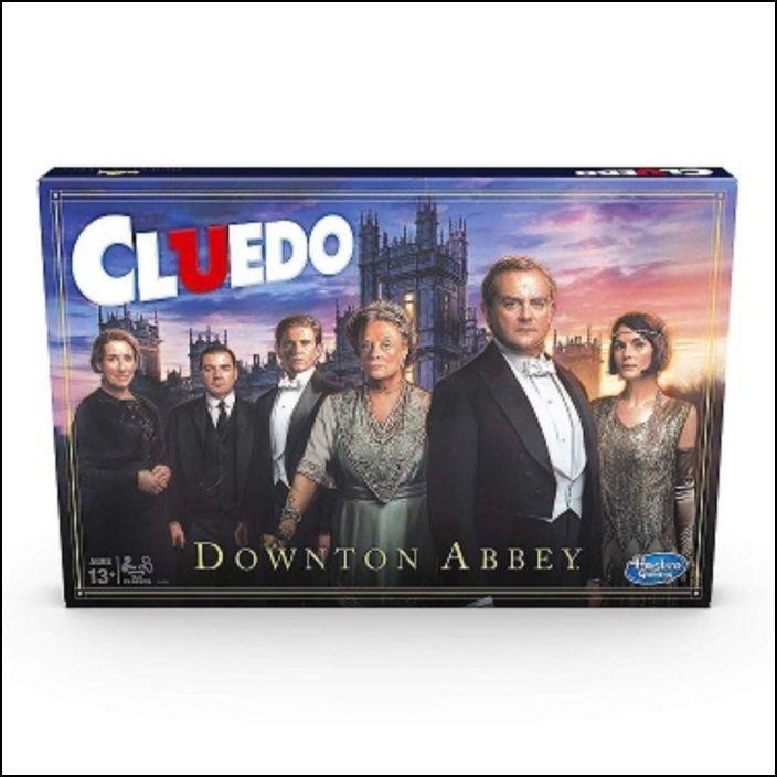 Cluedo Downton Abbey