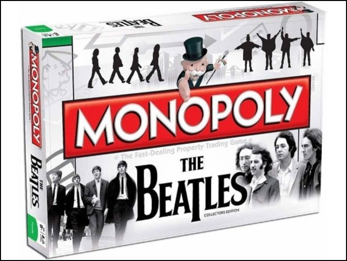 Monopoly - The Beatles (EN)