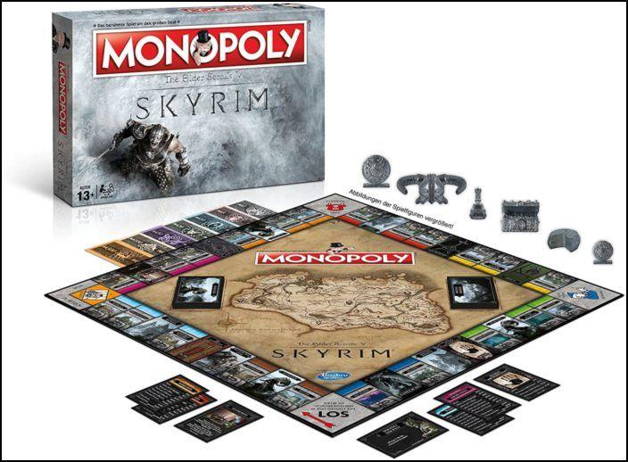 Monopoly SKYRIM (EN)