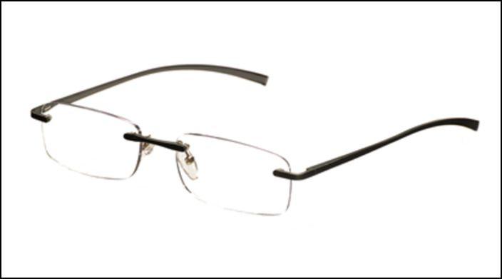 Oculos Black Metal 2,75