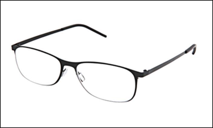 Oculos Mat Metal 1.75