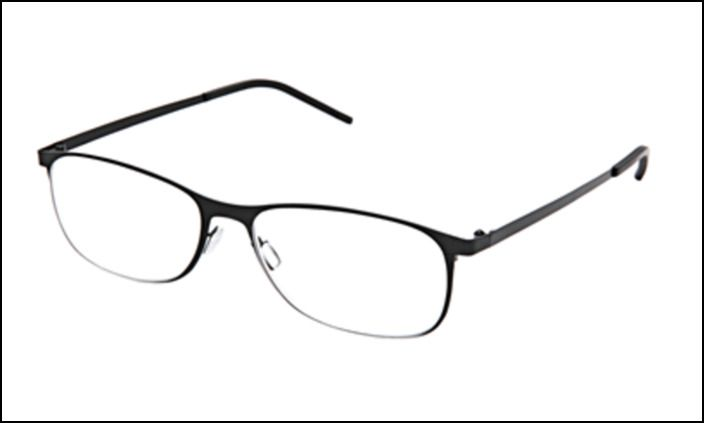 Oculos Mat Metal 2.50