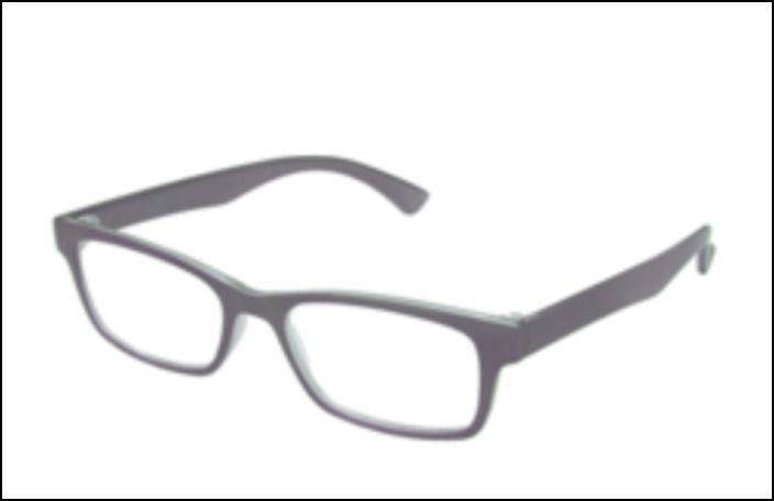 Oculos Soft Grey 1,25