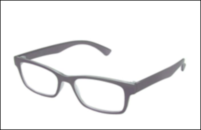 Oculos Soft Grey 3,50