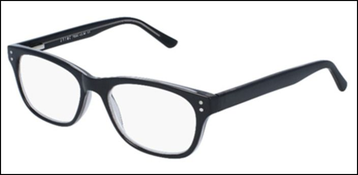 Oculos New Black 1,25