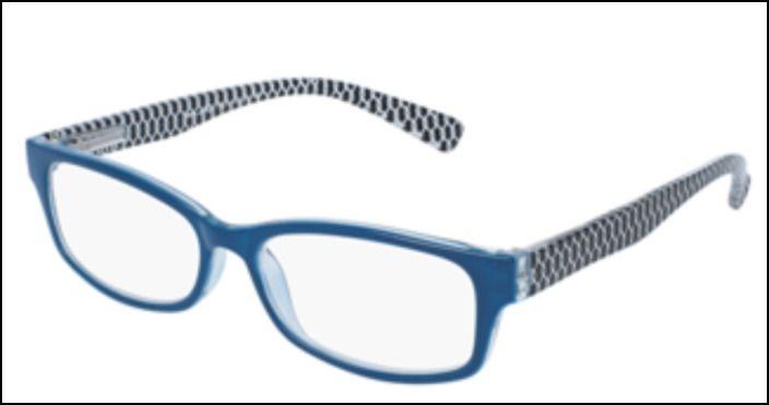 Oculos  Duck Blue 4,00