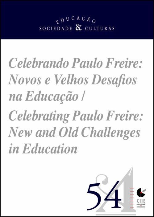 Nº54 Educação Sociedade & Cultura