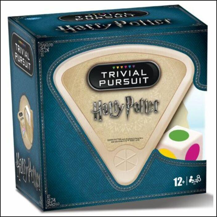 Trivial Pursuit: Harry Potter - Jogo de Tabuleiro