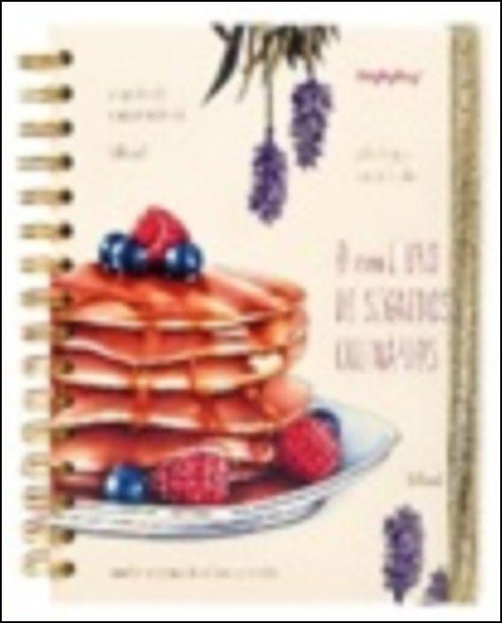 O Meu Livro de Segredos Culinários