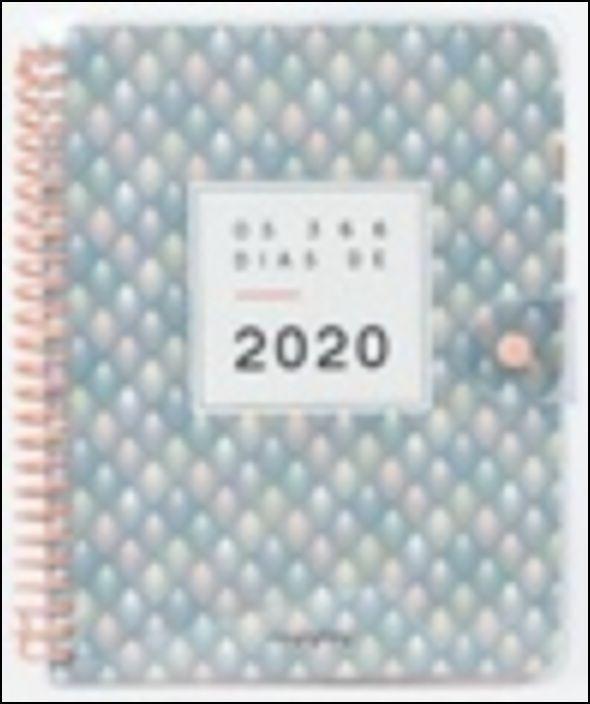 Os 366 Dias de 2020 - Agenda GD