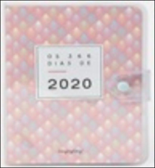 Os 366 Dias de 2020 - Agenda PQ