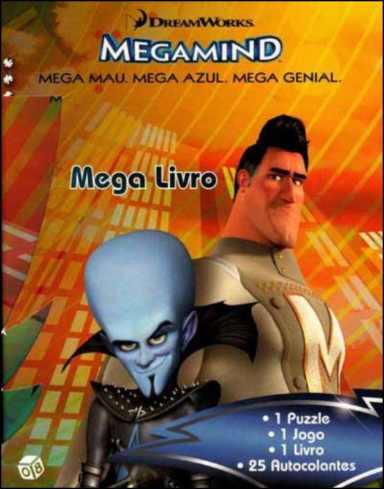 Megamind - Mega Livro