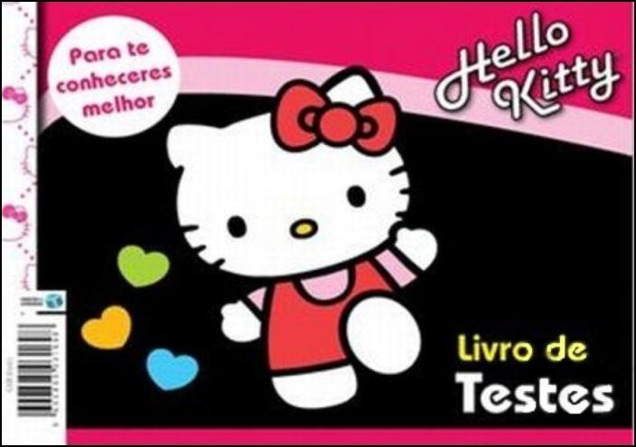 Hello Kitty: Para te Conheceres Melhor - Livro de Testes
