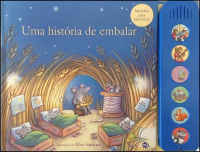 Uma História de Embalar - Livro de Histórias