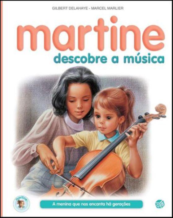 Martine Descobre a Música