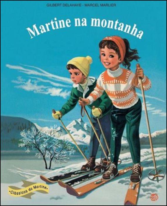 Martine na Montanha