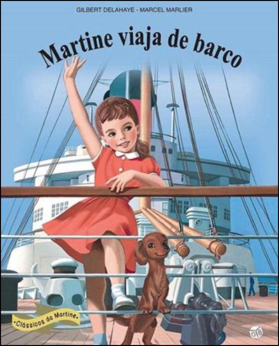 Martine Viaja de Barco