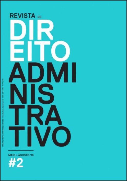 Revista de Direito Administrativo Nº 2 - Maio/Agosto