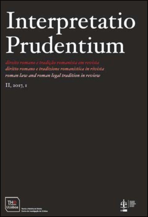 Interpretatio Prudentium Ano II N.º 2