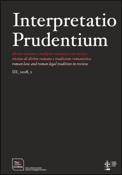 Interpretatio Prudentium Ano III, nº 2