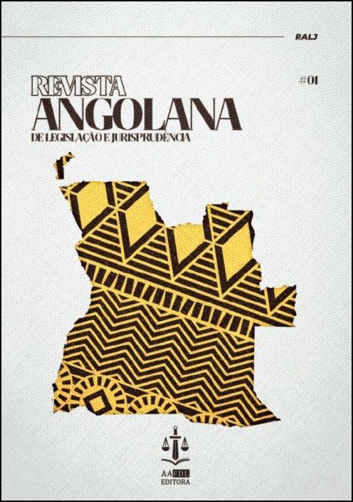 Revista Angolana de Legislação e Jurisprudência
