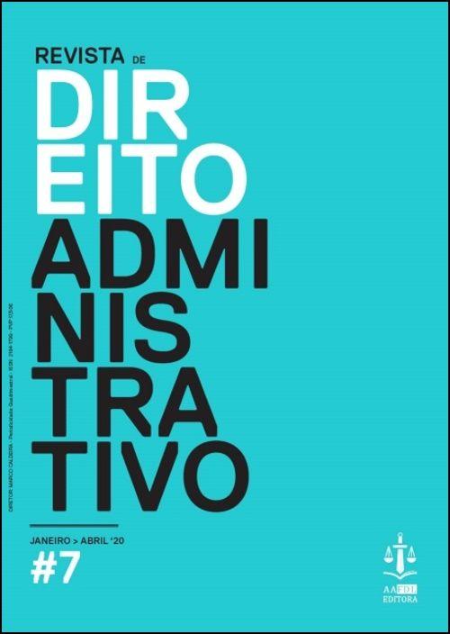 Revista de Direito Administrativo N.º 7