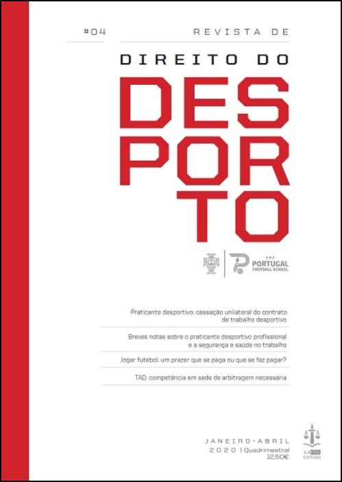 Revista de Direito do Desporto N.º 4