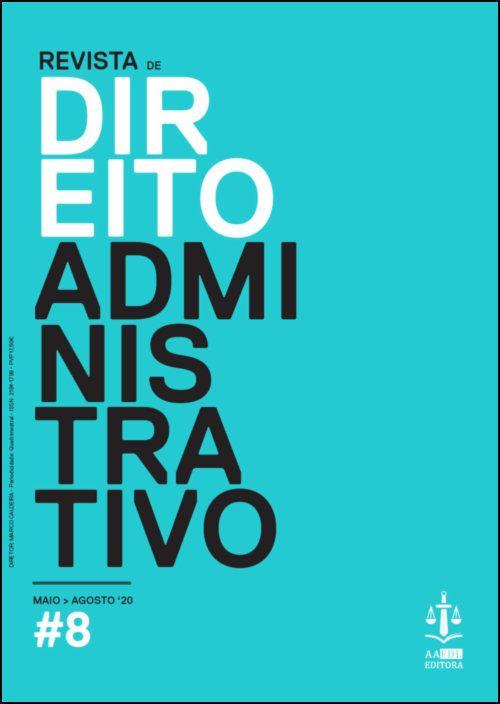 Revista de Direito Administrativo N.º 8