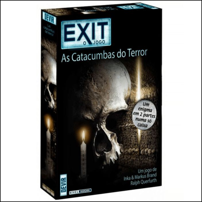 Exit 9 - As Catacumbas do Terror (PT)