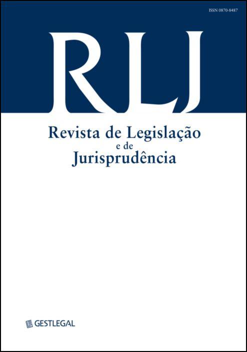 Revista de Legislação e de Jurisprudência – Ano 149.º – N.º 4019