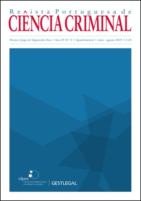 Revista Portuguesa de Ciência Criminal – Ano 29.º – N.º 2