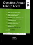 Questões Atuais de Direito Local N.º14