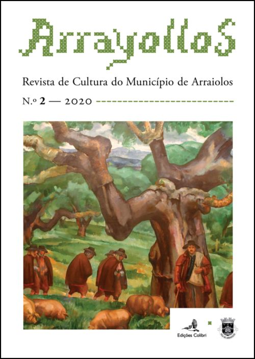 Arrayollos – Revista de cultura do Município de Arraiolos, n.º 2 (2020)