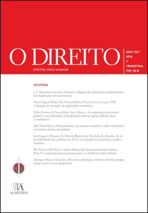 O Direito - Ano 150º - II - 2018
