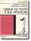 Introdução à Leitura de «O Romance da Raposa» de Aquilino Ribeiro - Ciência do Texto e sua Aplicação