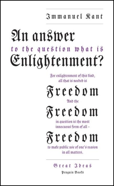 An Answer to the Question: Where Is Enlightenment?