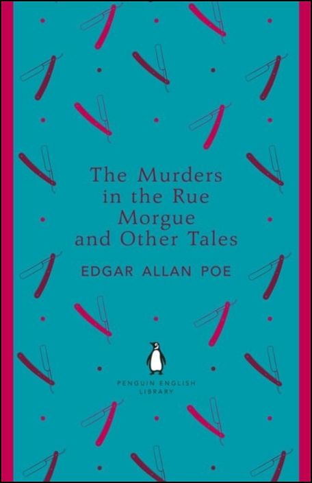 Penguin English Library: The Murders in the Rue Morgue
