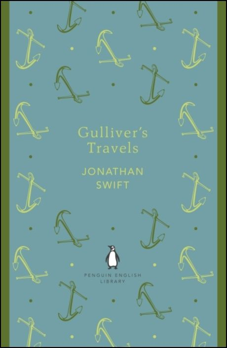 Penguin English Library: Gulliver's Travels
