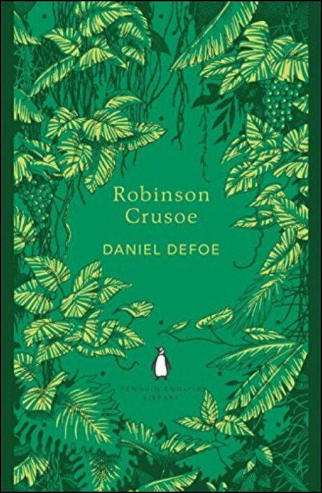 Penguin English Library: Robinson Crusoe