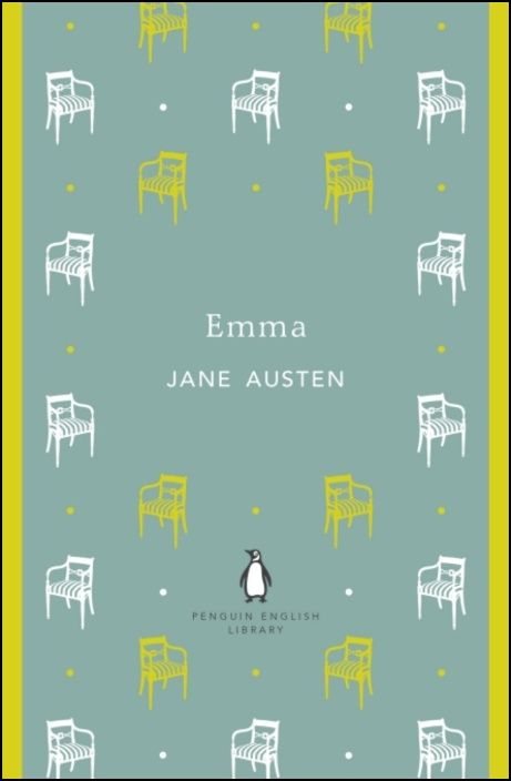 Penguin English Library: Emma