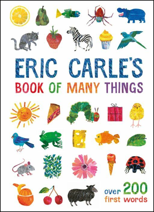 Eric Carle: Book Of Many Things